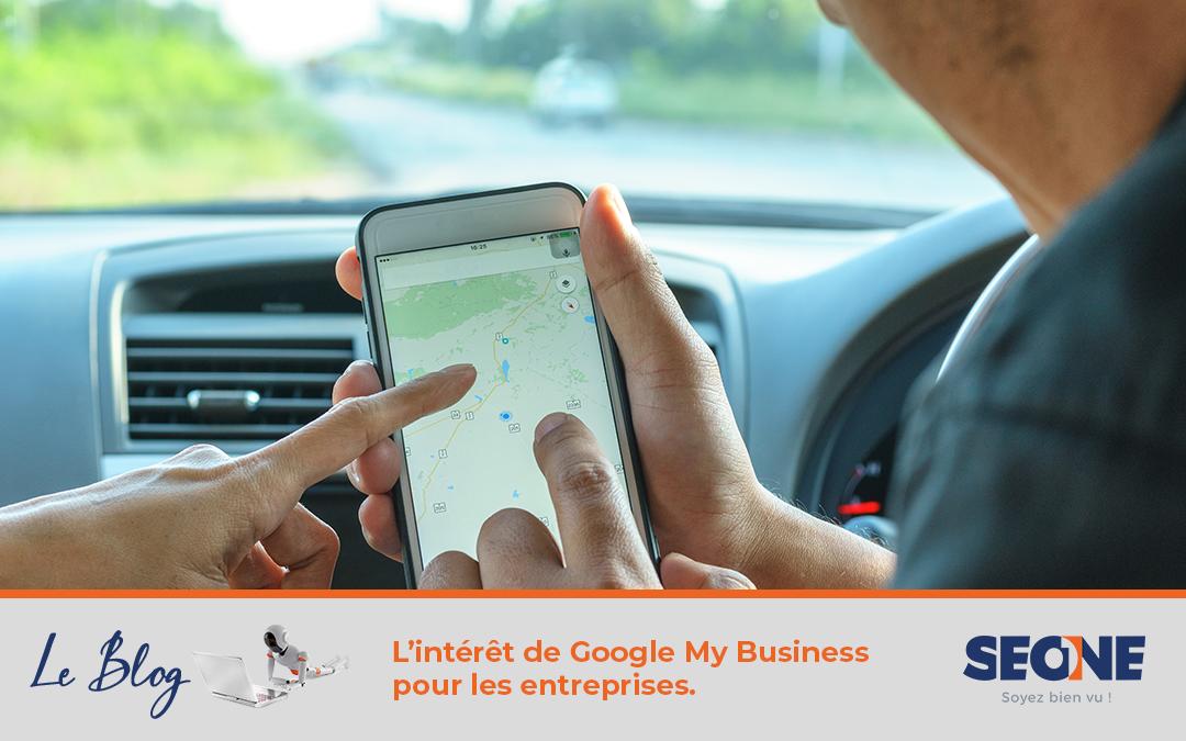 L'intérêt de Google My Business pour les entreprises